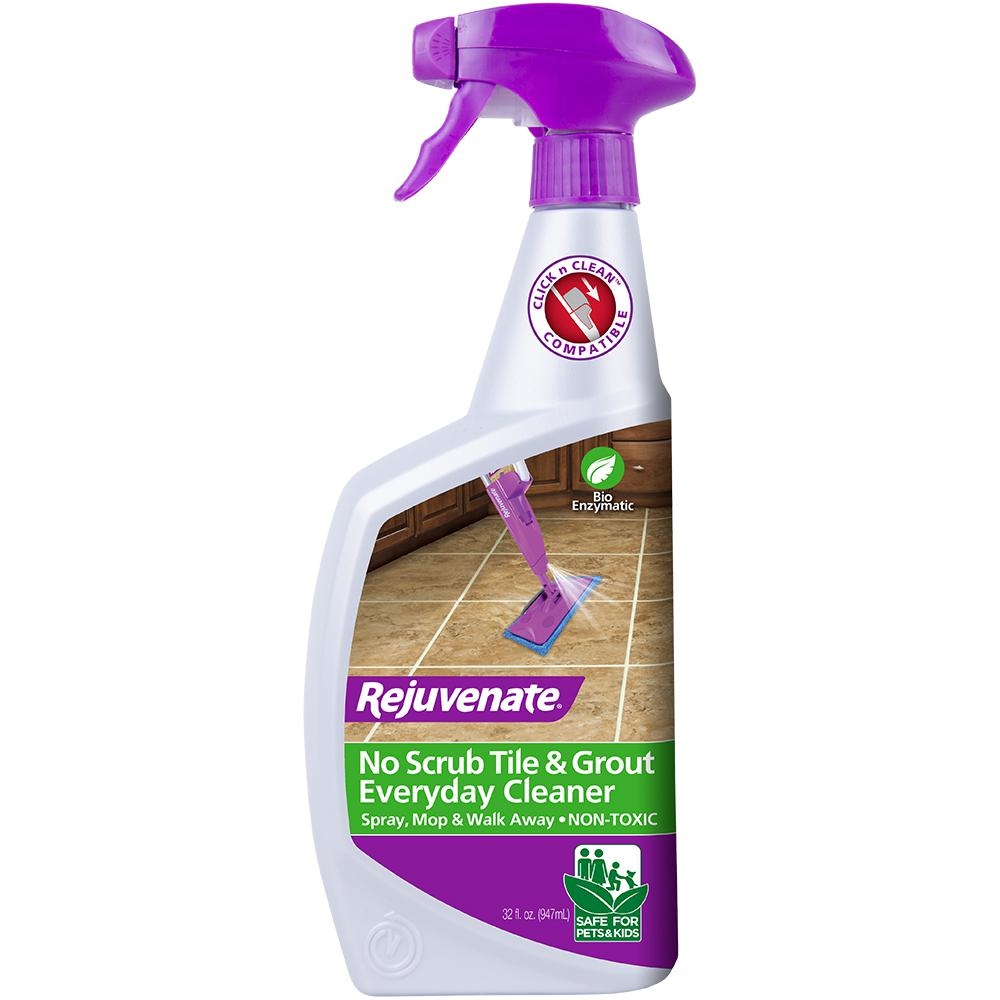 Rejuvenate 32 oz. Bio-Enzymatic Tile and Grout Cleaner