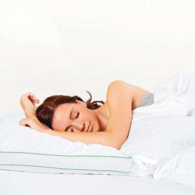 Duo Comfort Supreme Hybrid Standard Size Bed Pillow