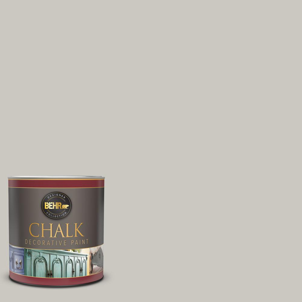 BEHR 1 qt. #PPU24-12 Whitewash Oak Interior Chalk Decorative Paint