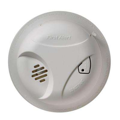 First Alert 10 Year Battery Smoke Detectors Fire Safety