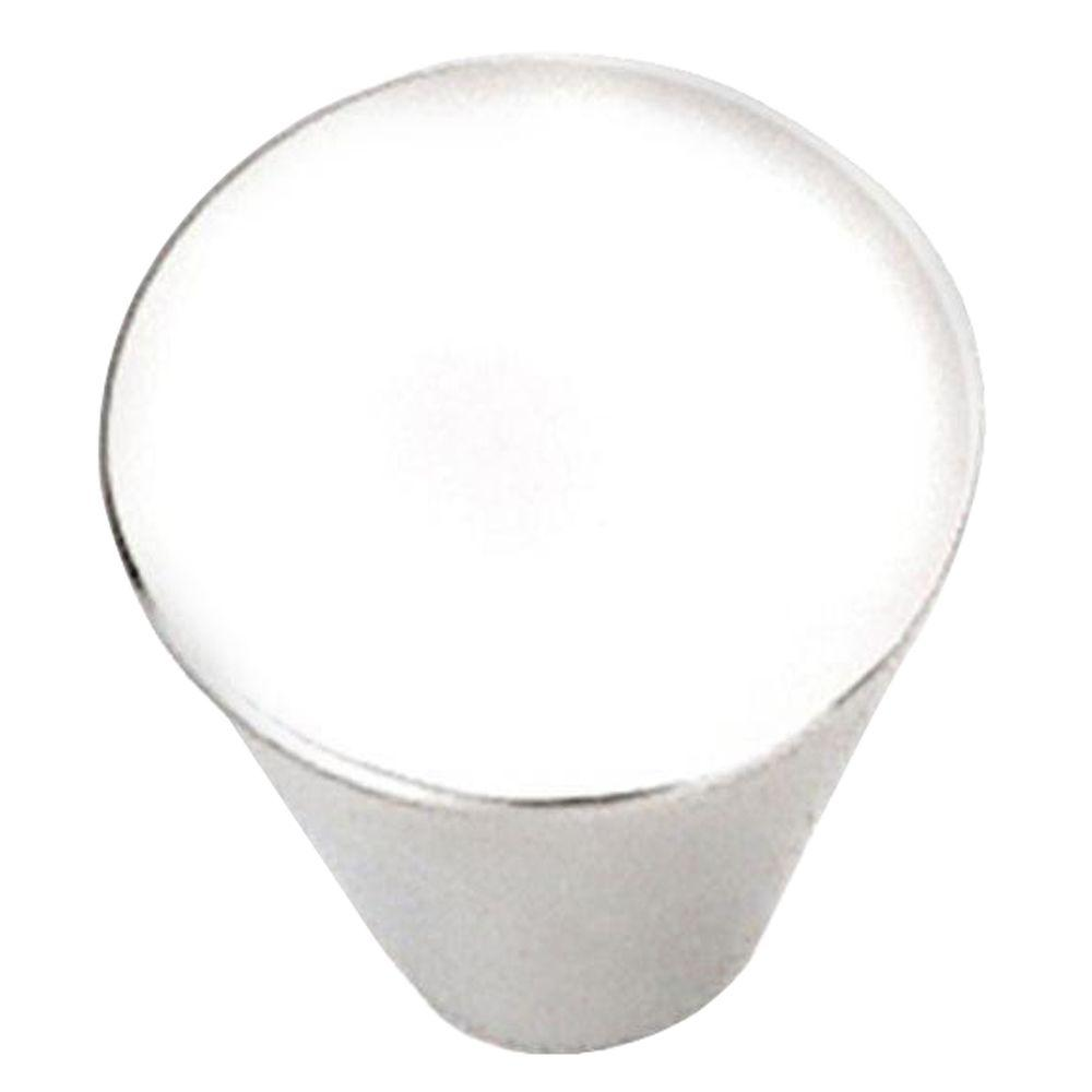 3/4 in. Polished Chrome Cabinet Knob