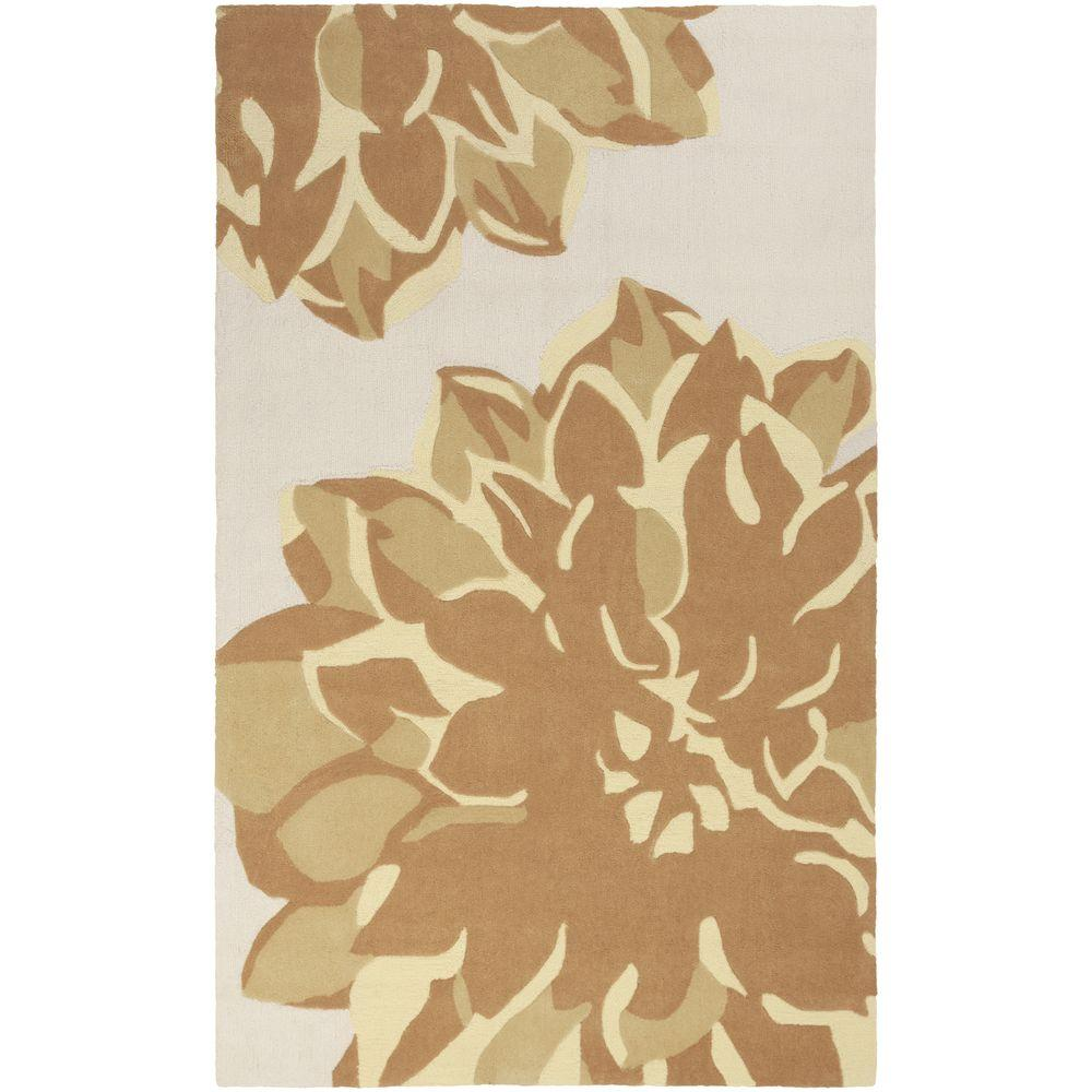 Kylie Ivory 8 ft. x 11 ft. Indoor Area Rug