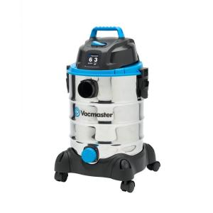 Vacmaster 6-gal. Stainless Steel Wet/Dry Vac with Blower Function by Vacmaster