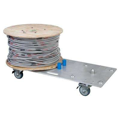 Wire Smart 2-Reel Cable Dolly