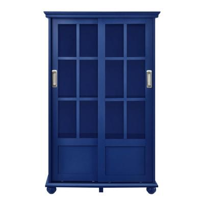 quality design dc9ed 057b4 Blue - Bookcases - Home Office Furniture - The Home Depot