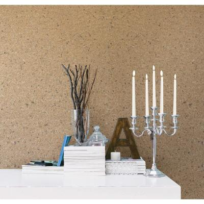 Petra Bone Mica Chip Wallpaper Sample