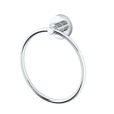 Venue Towel Ring in Chrome