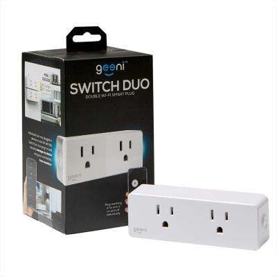 Switch Dou Double Wi-Fi Smart Plug