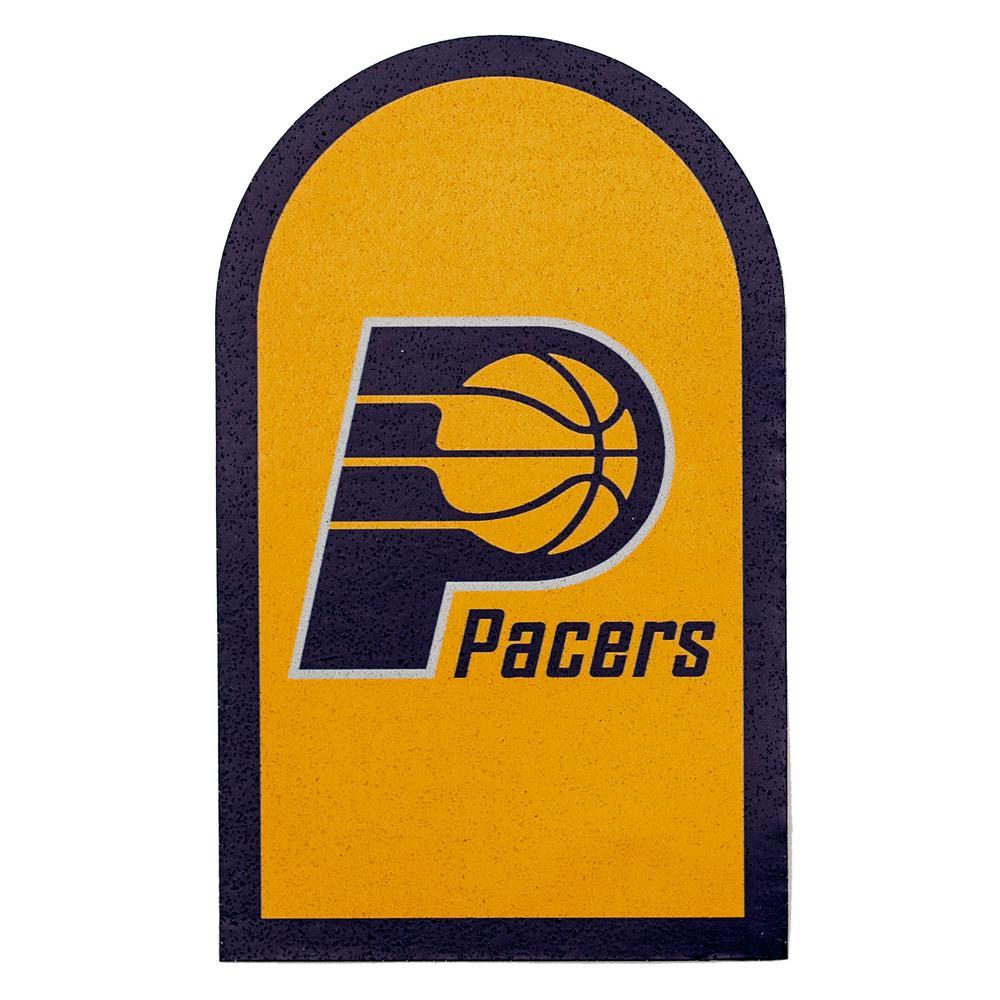 NBA Indiana Pacers Mailbox Door Logo Graphic