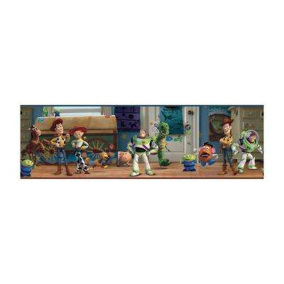 Kids Toy Story Andy's Room Wallpaper Border
