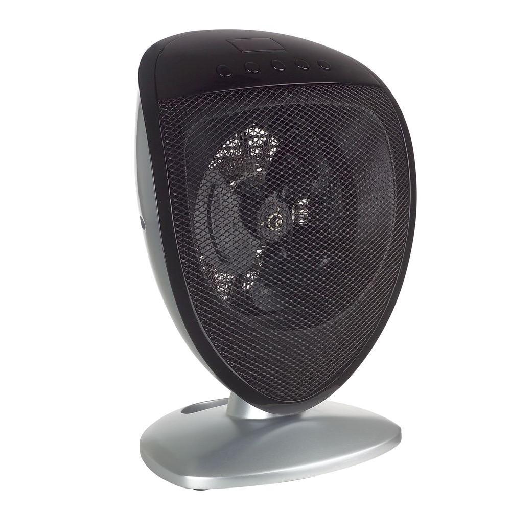 null Digital Fan Forced Portable Heater