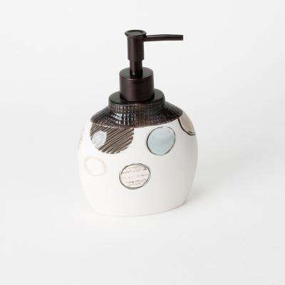 Otto Lotion Free Standing Dispenser in Natural