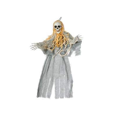 36 in. Hanging White Reaper (Set of 2)