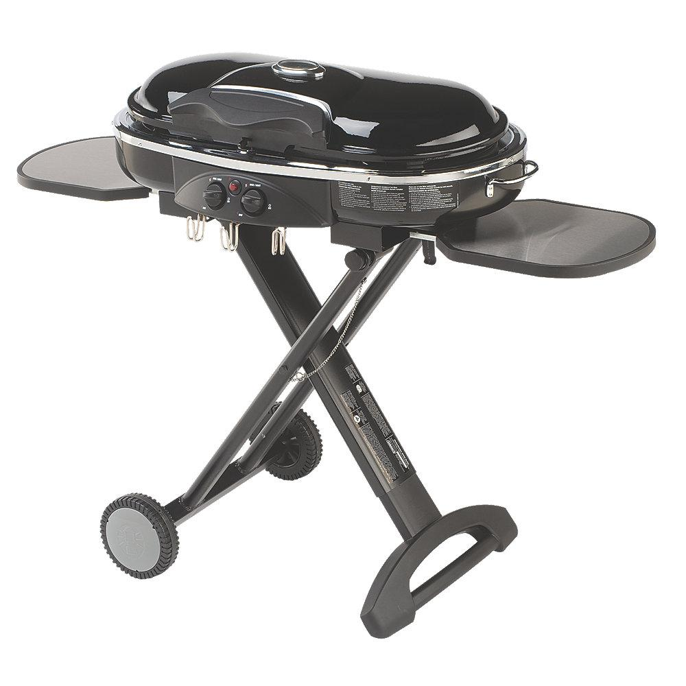 Coleman RoadTrip LXX 2-Burner Portable Propane Grill in B...