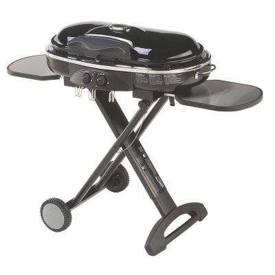RoadTrip LXX 2-Burner Portable Propane Grill in Black