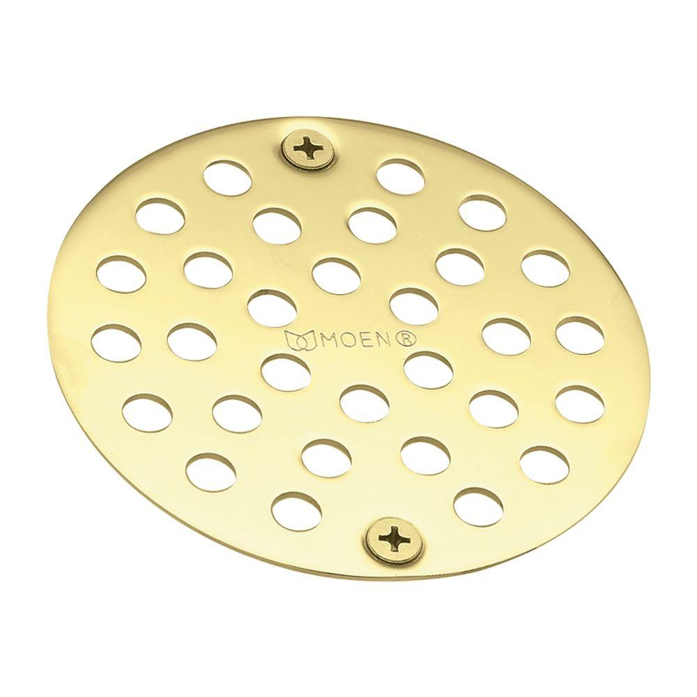 Moen 4 In Shower Drain Cover For 3 3 8 Quot Opening In
