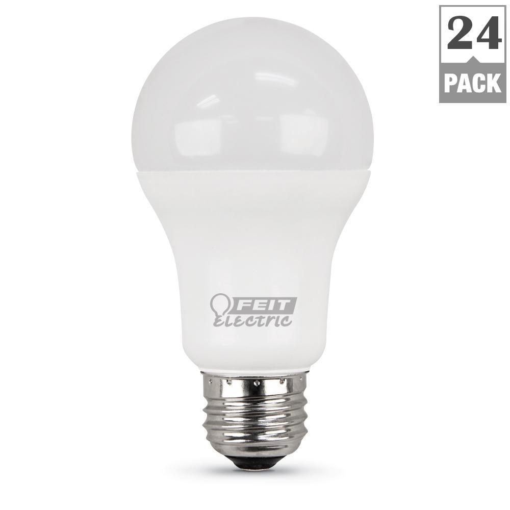 100W Equivalent Soft White (2700K) A19 LED Light Bulb (Case of 24)