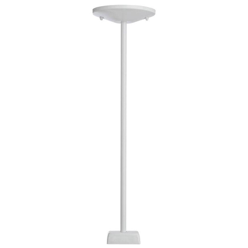 Designers Choice Collection 48 in. White Stem Kit Track Lighting Accessory-DISCONTINUED