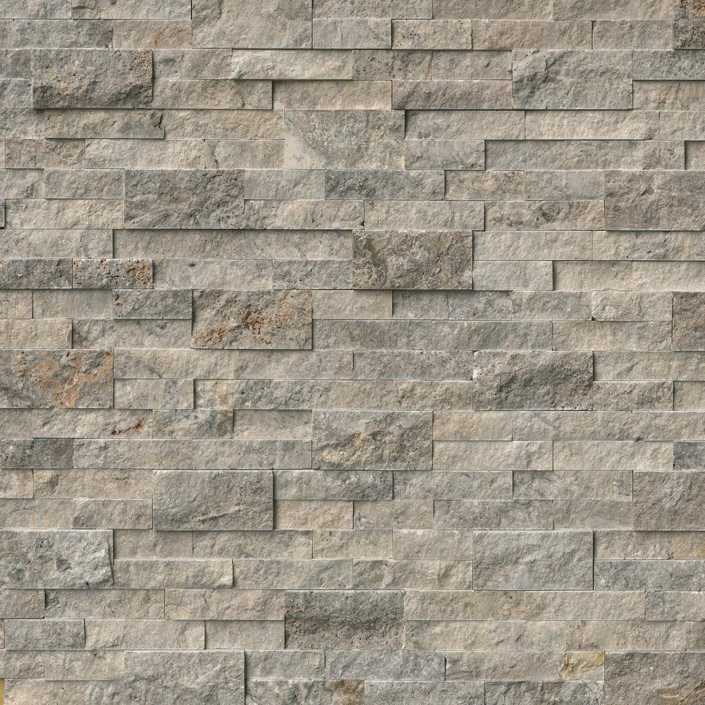 Msi Trevi Gray Ledger Panel 6 In X 24