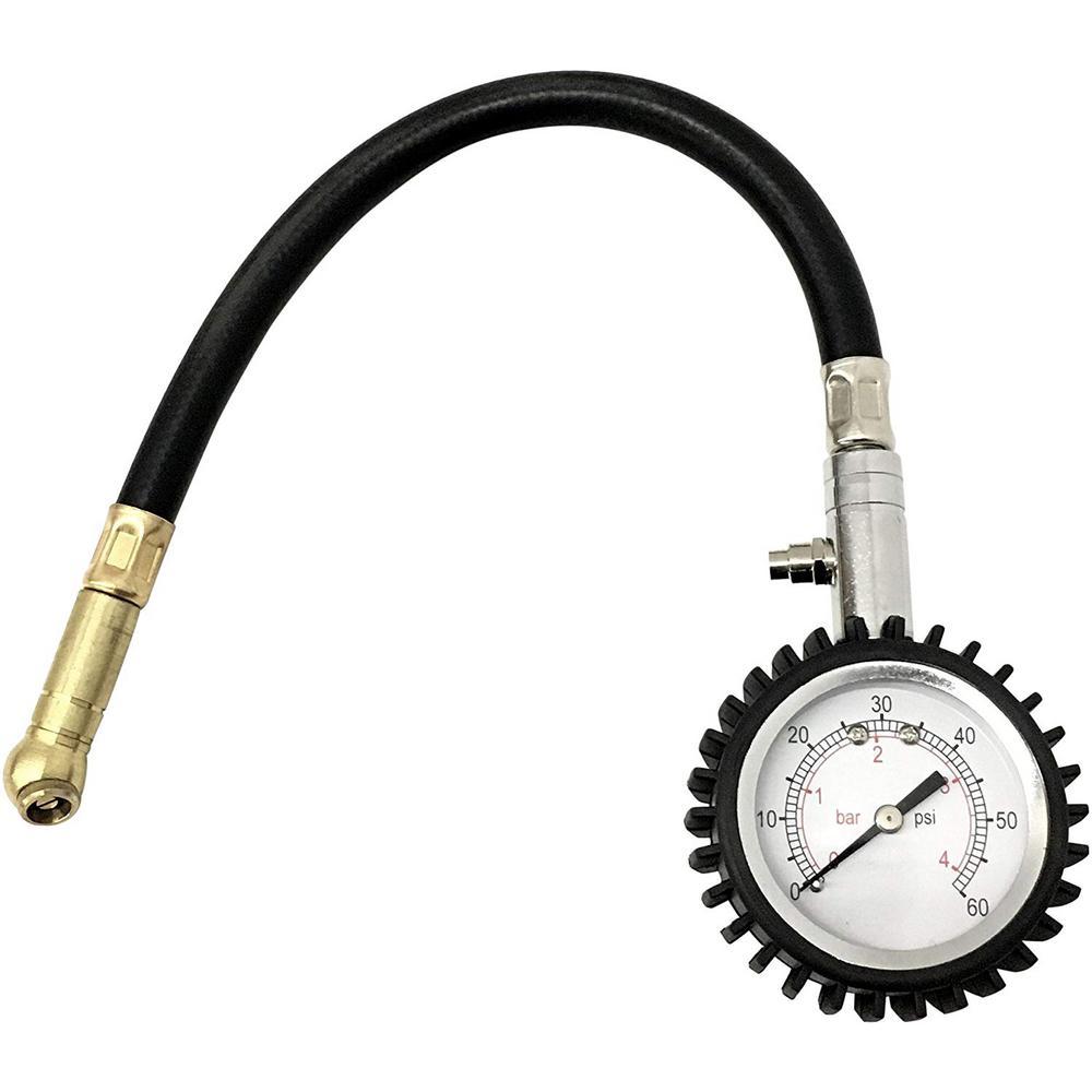 60 PSI Pressure Gauge