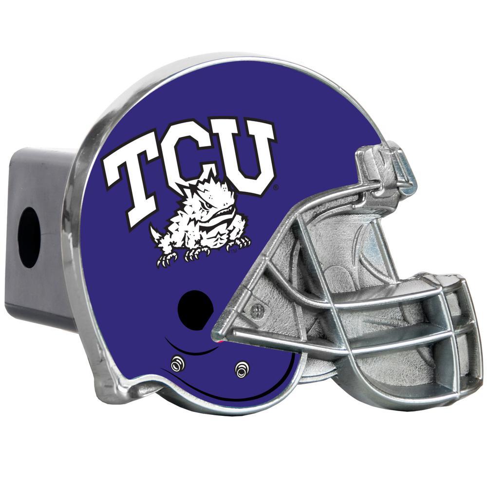TCU Helmet Hitch Cover