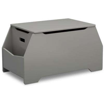 Mason Grey Toy Box