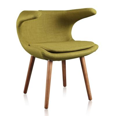 Olive Green Clipper Chair