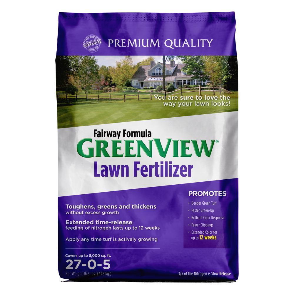 16.5 lbs. Fairway Formula Lawn Fertilizer