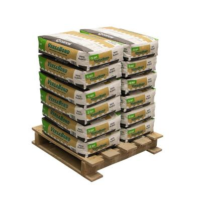 VersaBond 50 lb. White Fortified Thinset Mortar (12 Bags / Pallet)