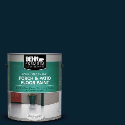 1 gal. #SC-101 Atlantic Low-Lustre Porch and Patio Floor Paint