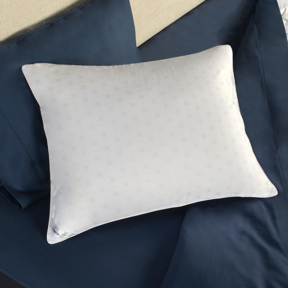 Tempur-Pedic Traditional Extra Soft Foam Bed Pillow-15420515 - The Home Depot