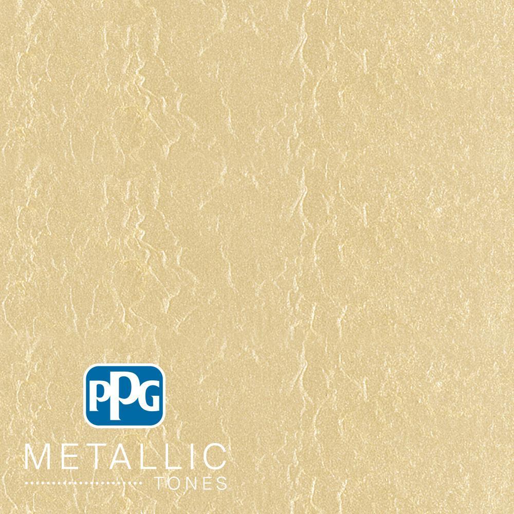 Ppg Metallic Tones 1 Gal Mtl137 Gilded Gold Metallic Interior