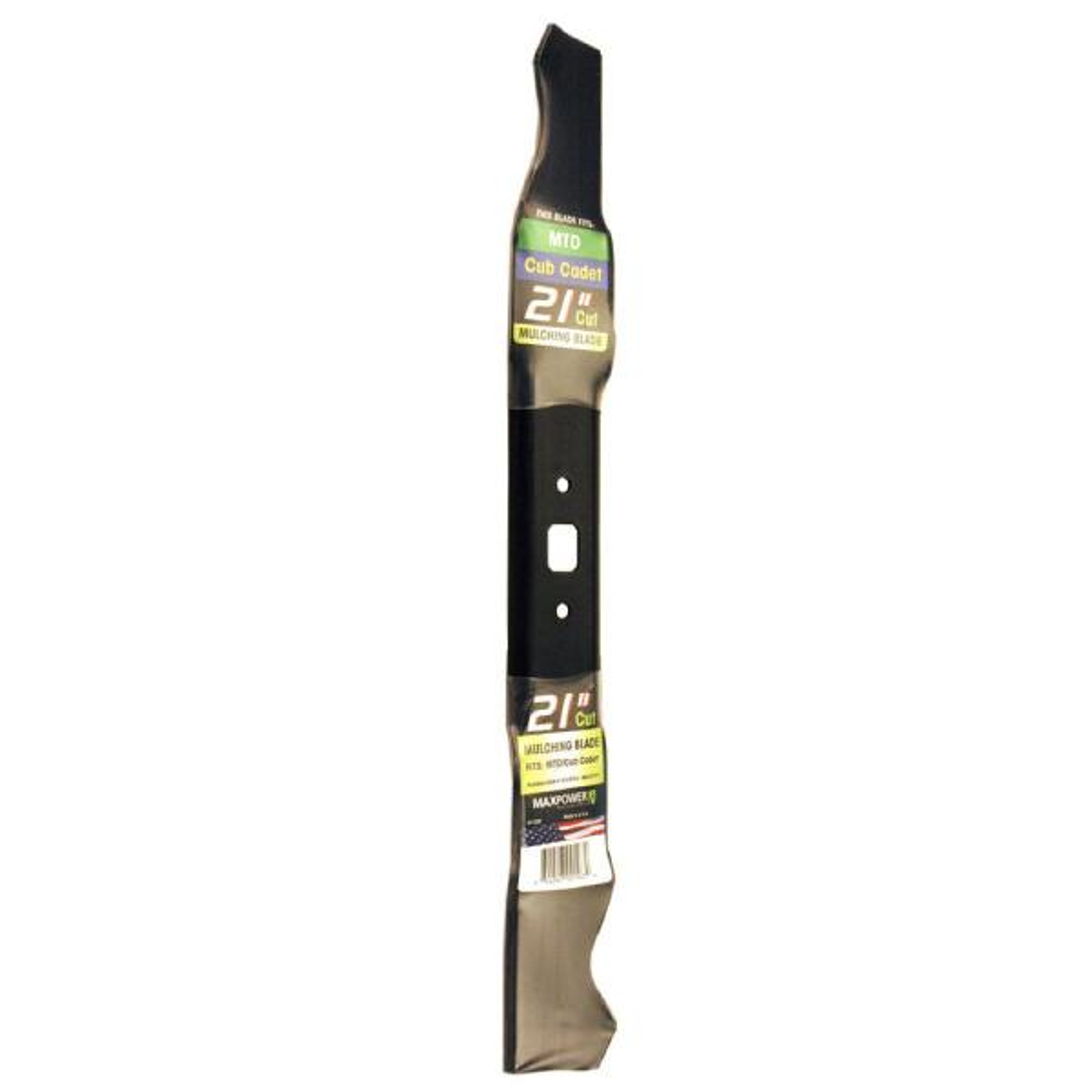 Maxpower 22 in. Mulcher Blade for MTD Lawn Mower