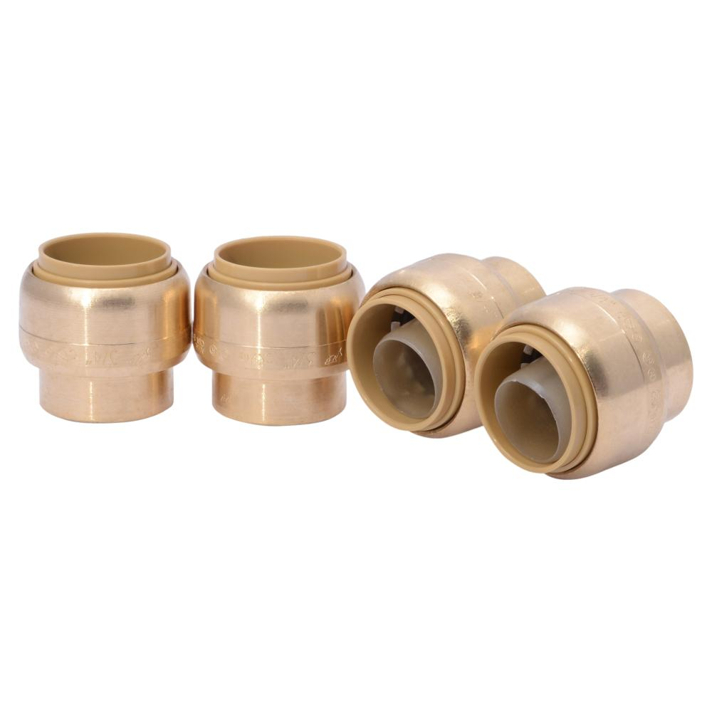 Brass 3/4 in. End Stop Pro-Pack