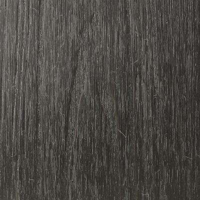 UltraShield Naturale Cortes Series 1 in. x 5-1/2 in. x 0.5 ft. Hawaiian Charcoal Solid Composite Decking Board Sample