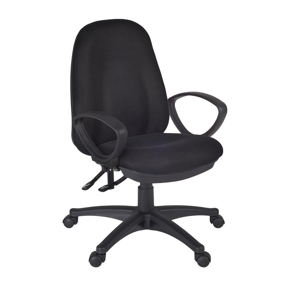 Momentum Black Task Chair
