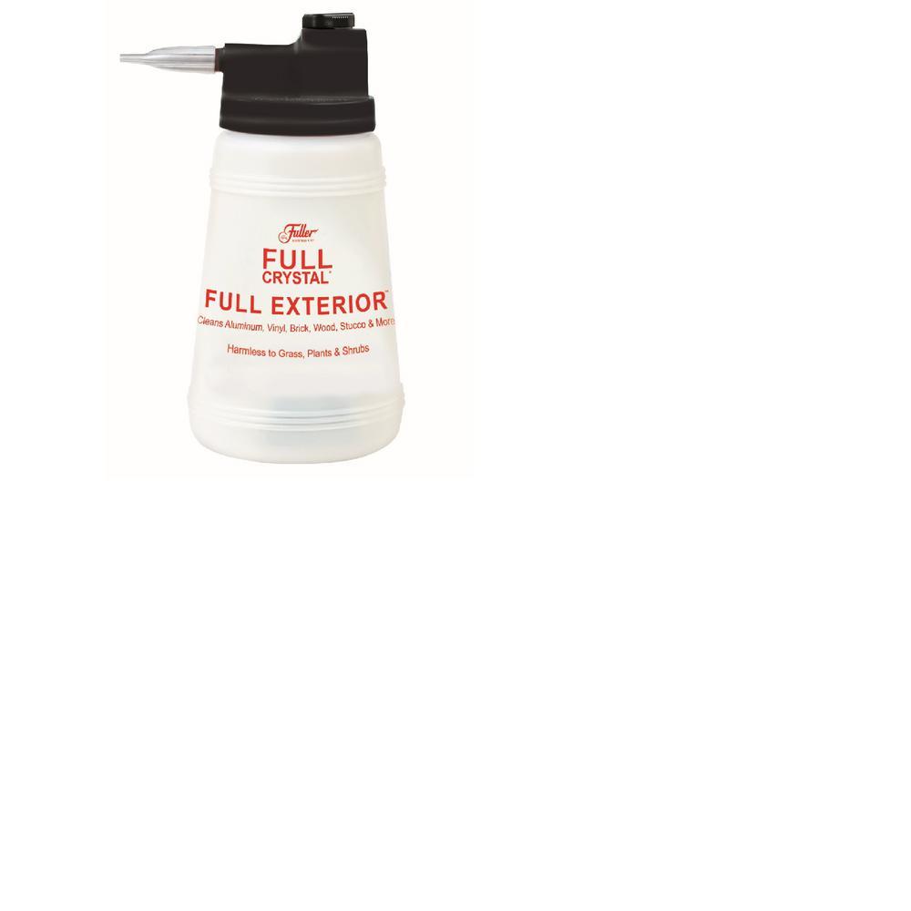 Fuller Brush 4 Oz Full Exterior House Cleaner Flcr The