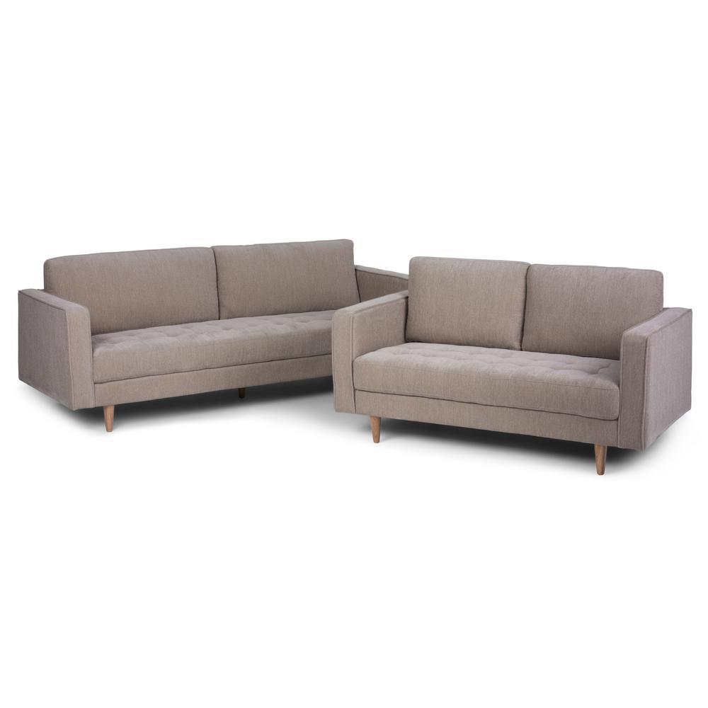 62 In Wide Sofa Loveseat