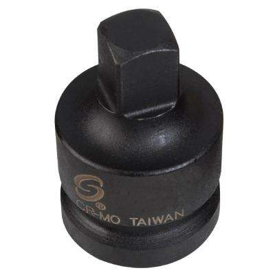 1/2 in. Female 3/4 in. Male Impact Socket Adapter