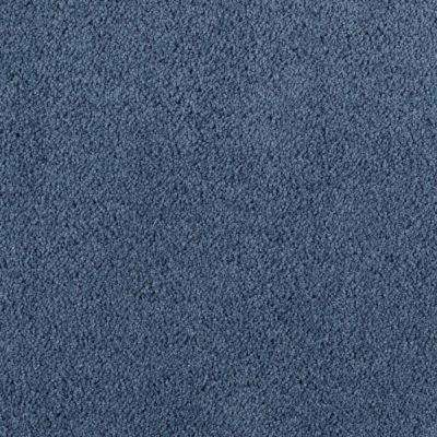Carpet Sample - Wesleyan I - Color Cadet Blue Texture 8 in. x 8 in.