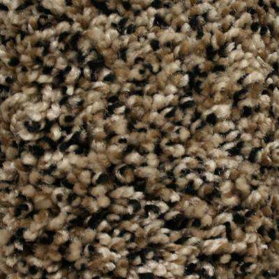 Carpet Sample - Stonewall II - Color Peaceful Embrace Texture 8 in. x 8 in.