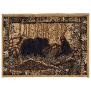 Tayse Rugs Nature Beige 2 ft. x 3 ft. Accent Rug by Tayse Rugs