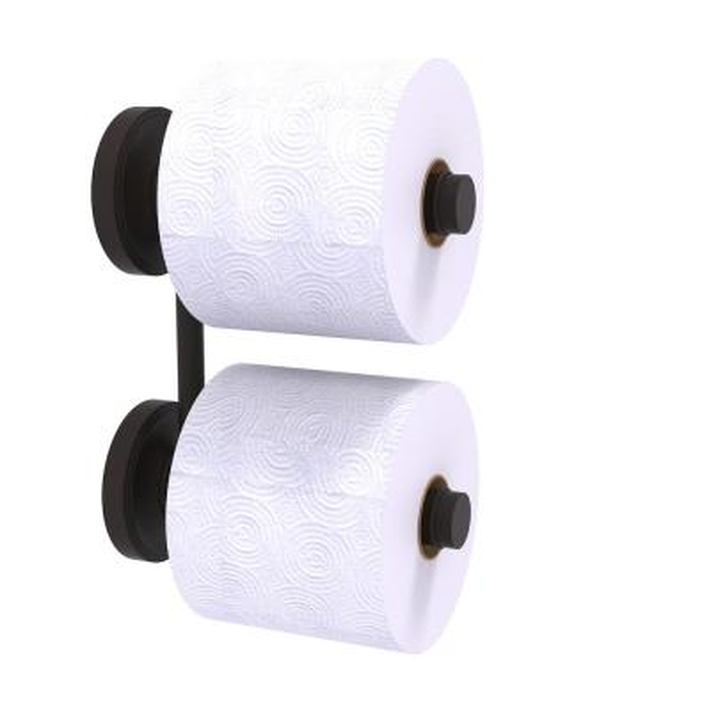 Prestige Regal 2-Roll Reserve Roll Toilet Paper Holder in Oil Rubbed Bronze