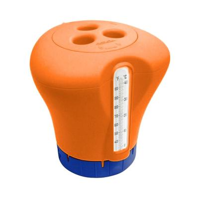 Thermo-Klor Orange Swimming Pool Chlorine Dispenser