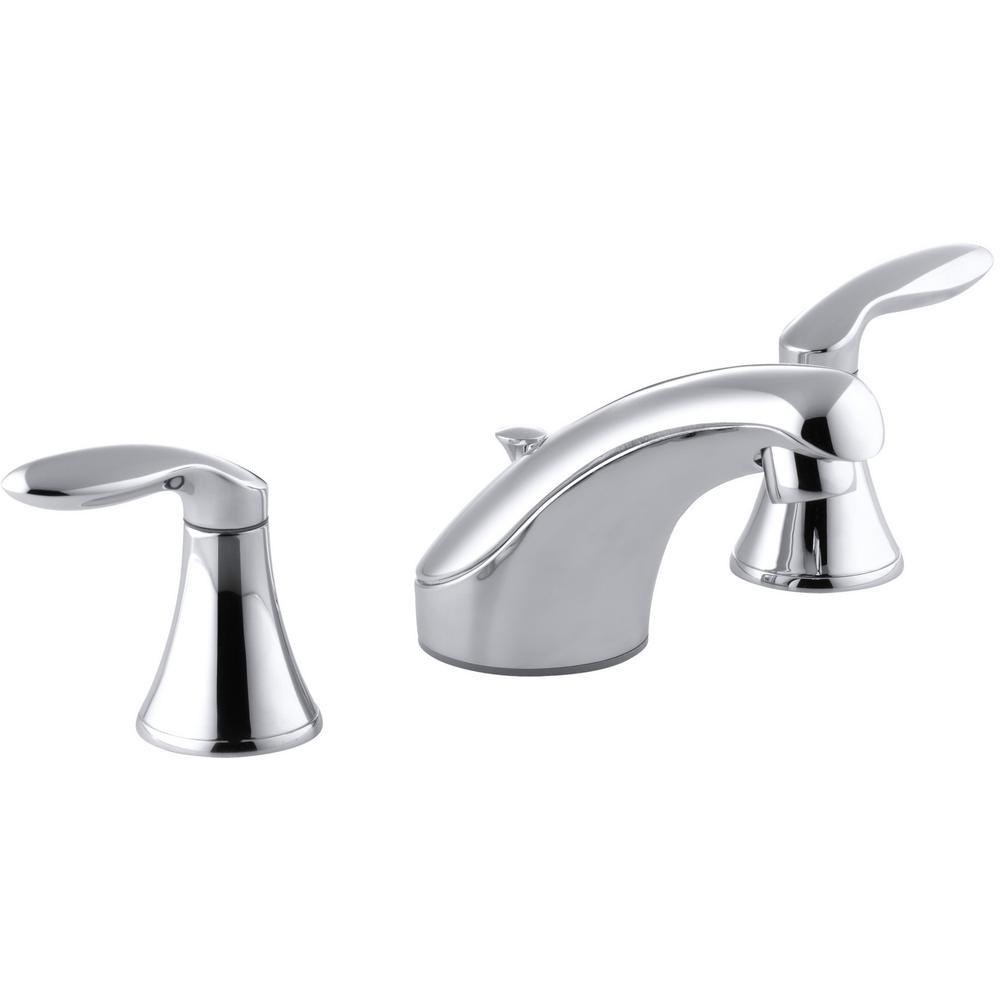 Kohler Coralais 8 In Widespread 2 Handle Bathroom Faucet