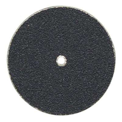 Coarse Rotary Tool Sanding Discs for Smoothing Wood and Fiberglass, Removing Rust, and Shaping Rubber (36-Pack)