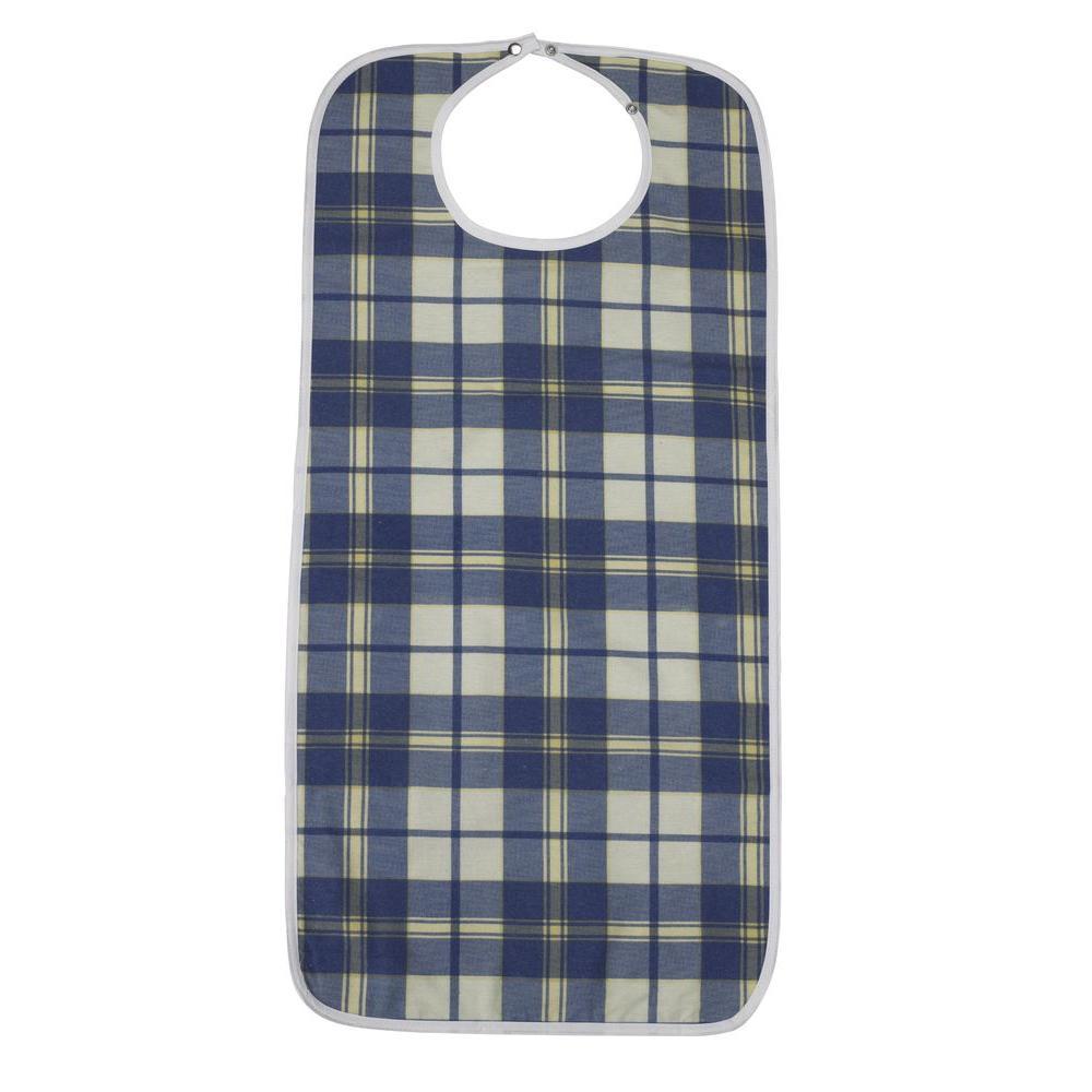 Lifestyle Flannel Bib - Large