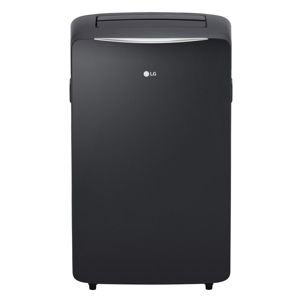 14,000 BTU Portable Air Conditioner With Heat, Dehumidifier, And LCD Remote