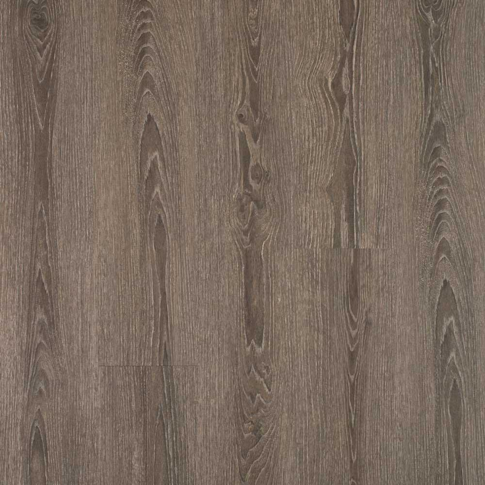 Pergo xp rustic grey oak 10 mm thick x 6 1 8 in wide x 54 for Gray pergo flooring