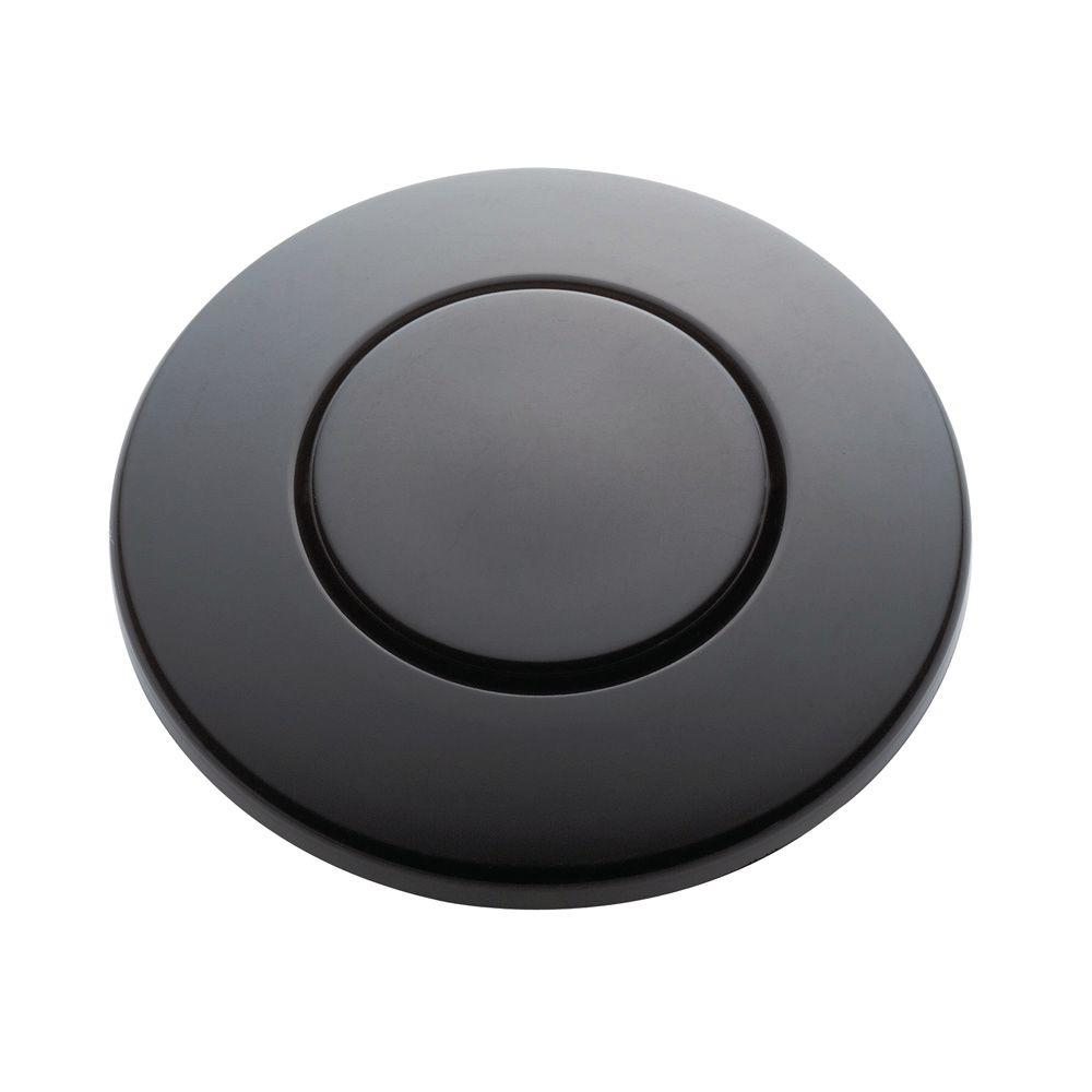 Attrayant InSinkErator SinkTop Switch Push Button In Black For InSinkErator Garbage  Disposals